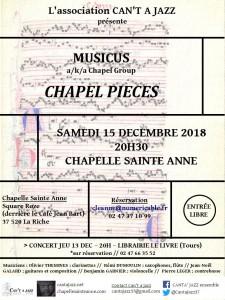 Affiche Chapelle
